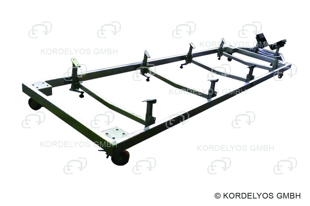 Rahmen- & Palettenbau